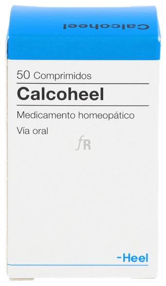 Calcoheel 50 comprimidos