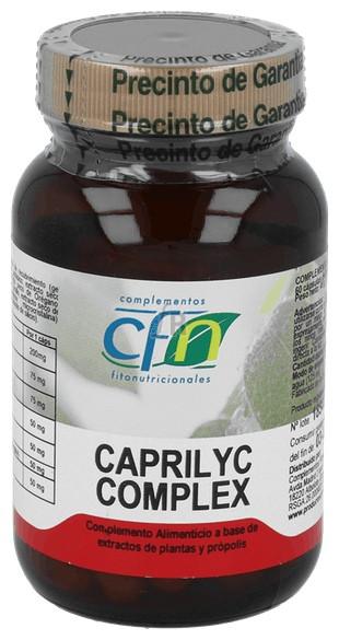 Caprilyc Complex Candi Control 60 Cápsulas
