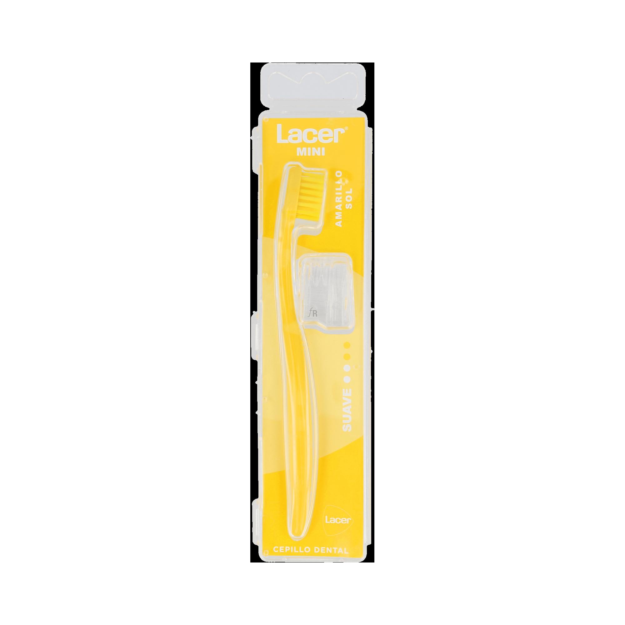 Cepillo Dental Lacer Blister Mini Suave