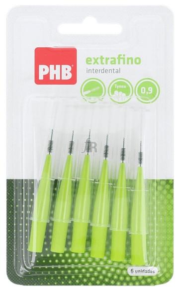 Cepillo Interdental PHB Extrafino