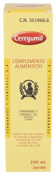 Ceregumil 200 CC.