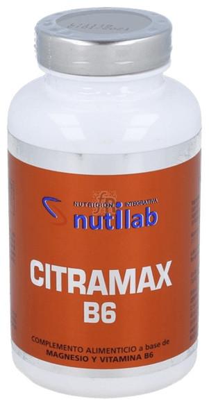 Citramax B6 90 Capsulas Nutilab
