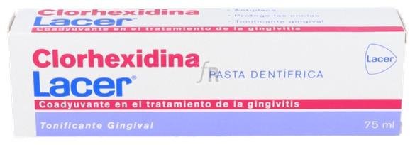 Clorhexidina Pasta 75 Ml. - Lacer