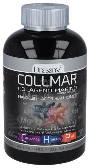 Collmar Colágeno Ácido Hialurónico 180 Comprimidos