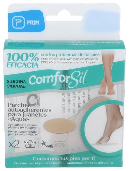 Comforsil Juanetes Parche Autoadherente 2 U - Farmacia Ribera