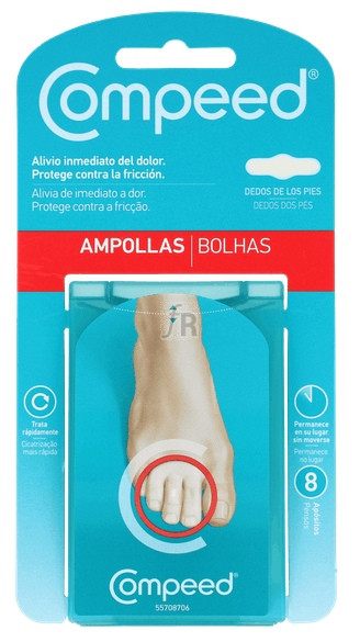 Compeed Ampollas Dedos Pies