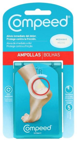 Compeed Ampollas Medianas Protector Adhesivo Hidrocoloide