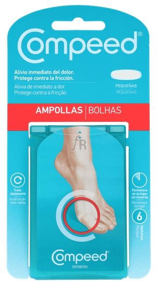 Compeed Ampollas Pequeñas Protector Adhesivo Hidrocoloide