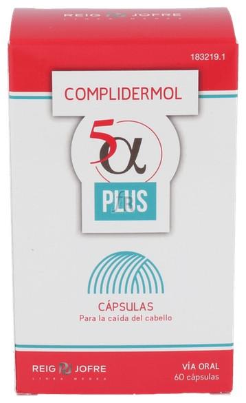 Complidermol 5A Plus 60 Cápsulas