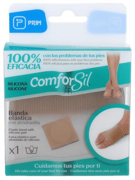 Conforsil Banda Elastica Con Almohadilla De Silicona Talla Medi - Farmacia Ribera