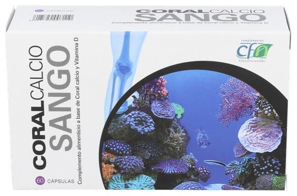 Coral Calcio Sango 60 Cápsulas