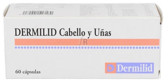 Dermilid Cabello Y Uñas 60 Cap. - Dermilid