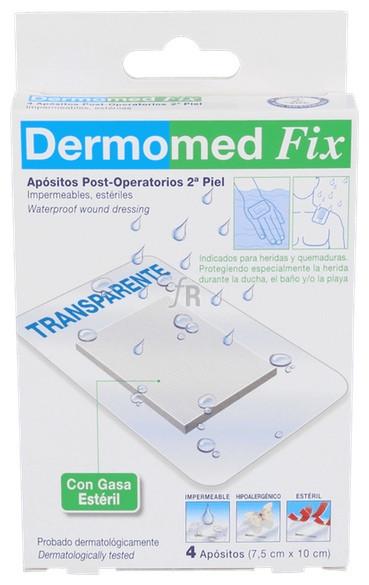 Dermomed Fix Aposito Esteril Impermeable 10 Cm X - Aquilea-Uriach