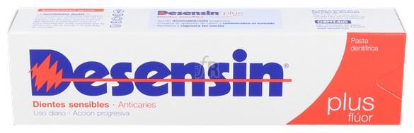 Desensin Plus Pasta Dentífrica 125 ml.