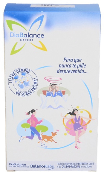 Diabalance Expert Gel Glucosa Efecto Sostenido 4 - Esteve