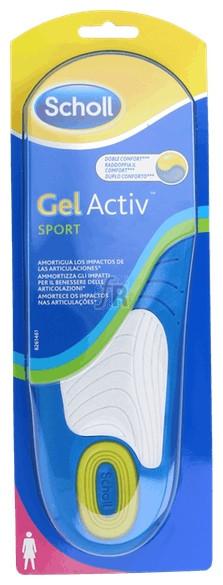plantillas gel active dr scholl