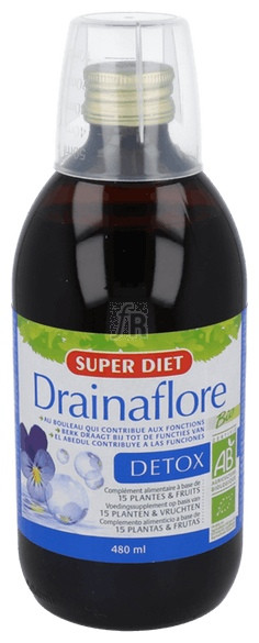 Drainaflore 480 Ml. Superdiet