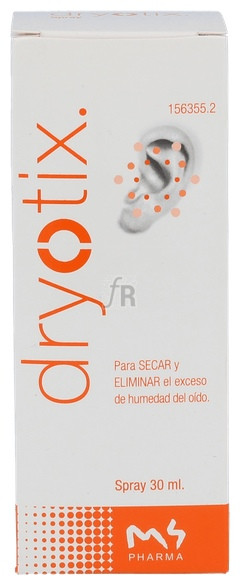 Dryotix Spray 30 Ml - Varios