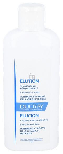 Ducray Elucion Champu 200 Ml