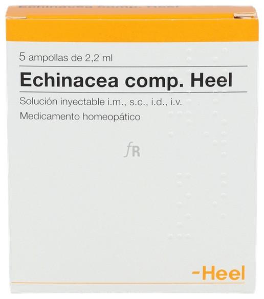 Echinacea comp. Heel 5 ampollas 2,2 ml