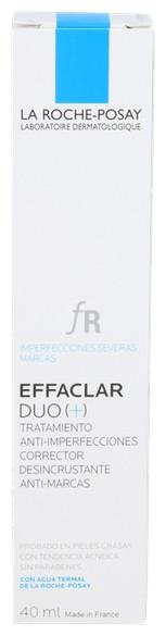Effaclar Duo Tto Corrector Desincrustante  40 Ml - La Roche Posay