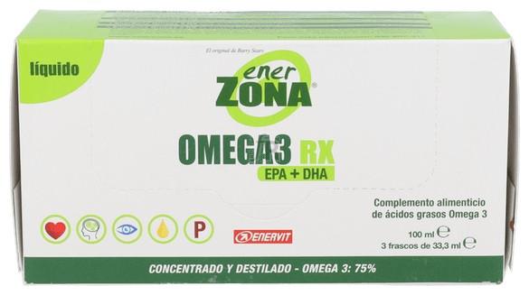 Enerzona Omega 3RX Líquido