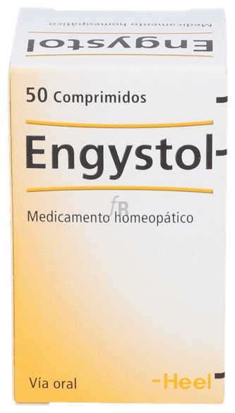Engystol 50 comprimidos - Farmacia Ribera