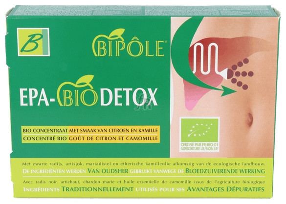 Epa Biodetox Bipole 20Ampollas Intersa