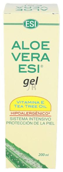 Aloe Vera Gel Con Arbol Te 200 Ml - Farmacia Ribera