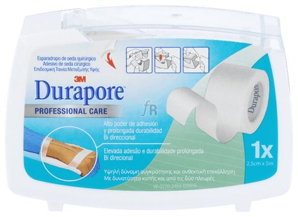 Esparadrapo Durapore 5X2,5 - 3M
