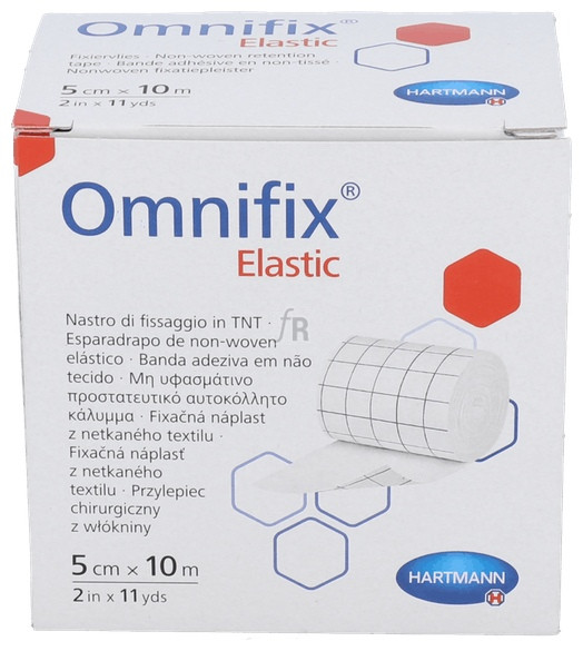 Esparadrapo Omnifix Elast 5 X 10 Cm - Varios