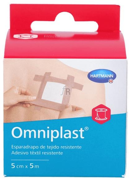 Esparadrapo Omniplast Rosa 5*5 - Varios