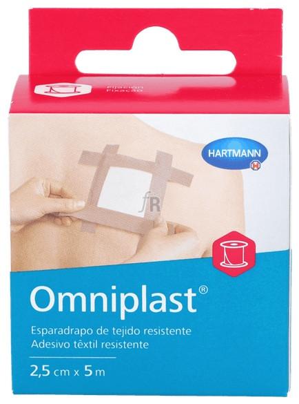 Esparadrapo Omniplast Rosa 5Mx2.5C - Varios