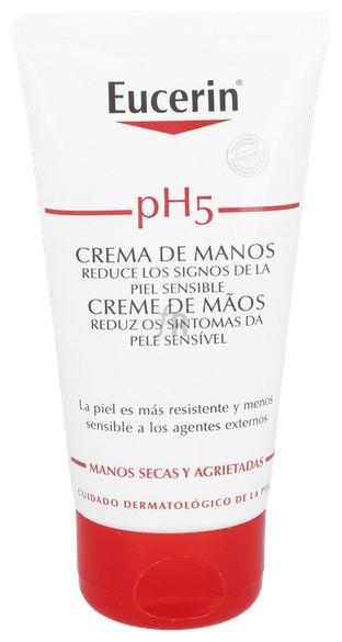 Eucerin Crema de Manos pH5