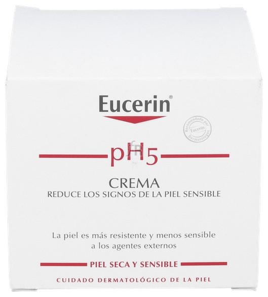 Eucerin Crema Piel Sensible PH5