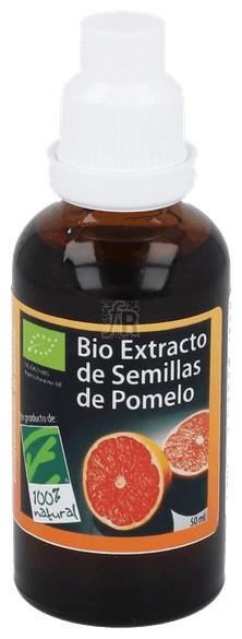 Extracto De Pomelo 50 Ml. - Cien Por Cien Natural