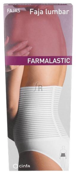 Faja Farmalastic Lumbar Velc 2