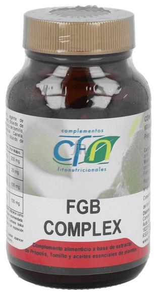 Fgb Complex (Fungibacter) 60 Cápsulas