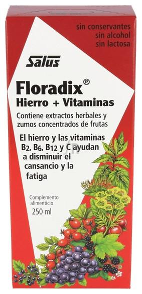 Floradix Elixir 250 ml.