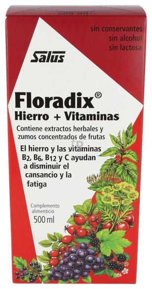 Floradix Elixir 500 ml.