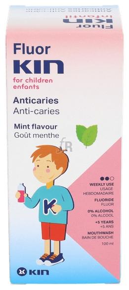 Fluor Kin Infantil Semanal