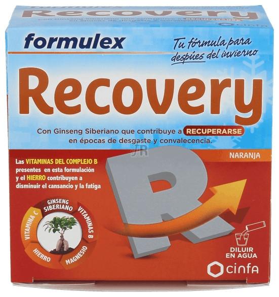 Formulex Recovery 14 Sobres - Formulex