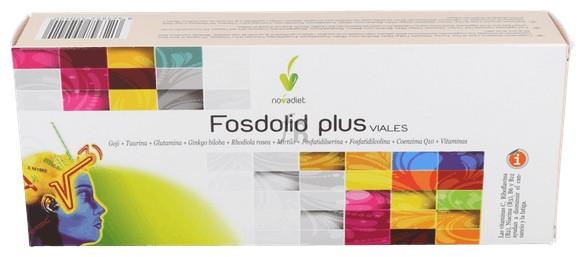 Fosdolid Plus 20 Viales - Novadiet