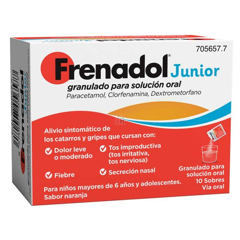 Frenadol Junior (10 Sobres)