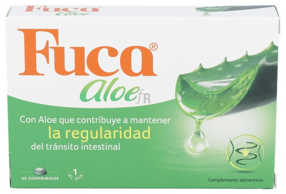 Fuca Aloe 30 Comp - Aquilea-Uriach