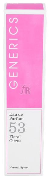 Generics Eau De Parfum N- 53 - Dermo PH & P