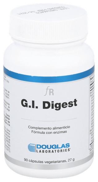 G.I. Digest 90 Cápsulas vegetarianas - Douglas