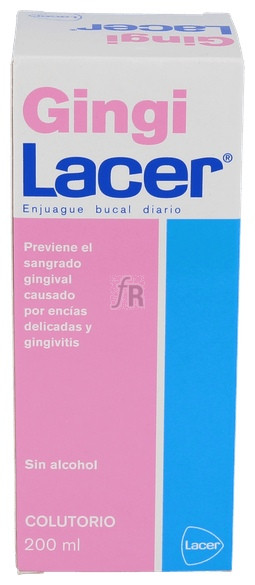 Gingilacer Colutorio 200 Ml. - Lacer