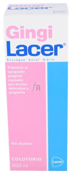 Gingilacer Colutorio 500 Ml. - Lacer