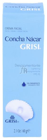 Grisi Crema Facial Concha Nacar Regenerante 60 Ml - Farmacia Ribera